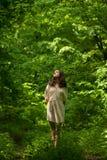 Κυρία του δάσους Στοκ φωτογραφίες με δικαίωμα ελεύθερης χρήσης