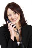 κυρία 50 επιχειρήσεων στοκ φωτογραφία με δικαίωμα ελεύθερης χρήσης