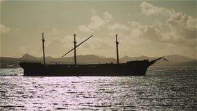 Κυρία Elizabeth Shipwreck Stanley απόθεμα βίντεο