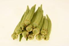 Κυρία Fingers, λαχανικά στοκ εικόνα με δικαίωμα ελεύθερης χρήσης