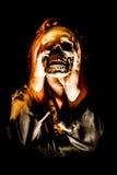 Κυρία Ghost Skull Στοκ φωτογραφία με δικαίωμα ελεύθερης χρήσης