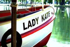 Κυρία Kate στο νησί Presque στοκ φωτογραφία