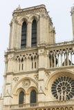 κυρία notre Παρίσι καθεδρικών &n Στοκ φωτογραφία με δικαίωμα ελεύθερης χρήσης