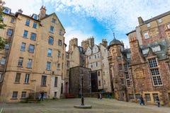 Κυρία Stairs Close στο Εδιμβούργο, Σκωτία Στοκ Εικόνα