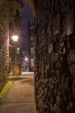 Κυρία Stairs Close στο Εδιμβούργο Στοκ φωτογραφίες με δικαίωμα ελεύθερης χρήσης