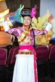 Κυρίες Mosuo, Κίνα Στοκ φωτογραφία με δικαίωμα ελεύθερης χρήσης