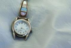 κυρίες wristwatch Στοκ Φωτογραφίες