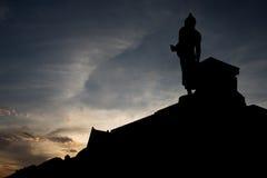 Κυριολεκτική έννοια του Βούδα Στοκ Φωτογραφίες