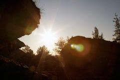 κυριώτερος ήλιος Στοκ εικόνες με δικαίωμα ελεύθερης χρήσης