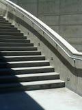 κυρτά σκαλοπάτια Στοκ φωτογραφίες με δικαίωμα ελεύθερης χρήσης