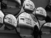 Κυρτός καθρέφτης Στοκ εικόνα με δικαίωμα ελεύθερης χρήσης