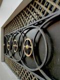 κυρτός χάλυβας Στοκ φωτογραφία με δικαίωμα ελεύθερης χρήσης