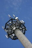 κυψελοειδές τηλέφωνο &delta Στοκ φωτογραφία με δικαίωμα ελεύθερης χρήσης
