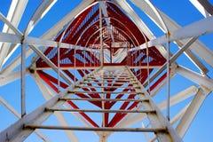 κυψελοειδής πύργος Στοκ Εικόνα