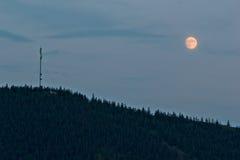 Κυψελοειδής πύργος επικοινωνίας Στοκ φωτογραφίες με δικαίωμα ελεύθερης χρήσης