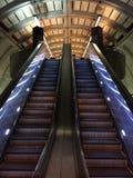 Κυλιόμενη σκάλα στην Ουάσιγκτον Δ Γ Σταθμός μετρό Στοκ Φωτογραφίες