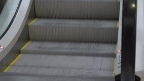 Κυλιόμενη σκάλα απόθεμα βίντεο