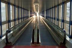 Κυλιόμενη σκάλα Στοκ φωτογραφίες με δικαίωμα ελεύθερης χρήσης