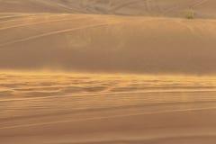 Κυλώντας άμμοι Στοκ Εικόνες
