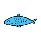 κωμικά ψάρια κινούμενων σχ&eps Στοκ Φωτογραφίες