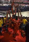 Κωμικό Con Βαγκαλόρη στοκ εικόνα με δικαίωμα ελεύθερης χρήσης
