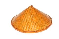 κωνικό άχυρο καπέλων στοκ εικόνα με δικαίωμα ελεύθερης χρήσης