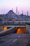 Κωνσταντινούπολη Τουρκί& Στοκ Φωτογραφία