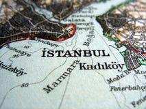 Κωνσταντινούπολη Στοκ Φωτογραφία