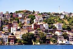 Κωνσταντινούπολη sariyer Στοκ Εικόνες