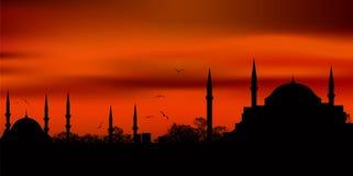 Κωνσταντινούπολη Απεικόνιση αποθεμάτων
