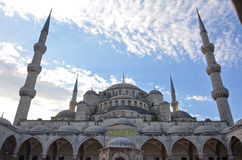 Κωνσταντινούπολη στοκ φωτογραφία με δικαίωμα ελεύθερης χρήσης