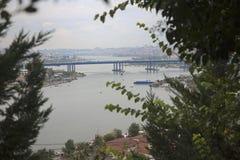 Κωνσταντινούπολη Eyup Hill LOTI του Pierre Στοκ φωτογραφία με δικαίωμα ελεύθερης χρήσης
