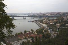 Κωνσταντινούπολη Eyup Hill LOTI του Pierre Στοκ εικόνα με δικαίωμα ελεύθερης χρήσης