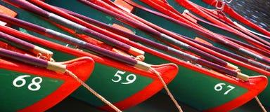 κωπηλασία αριθμών Στοκ Φωτογραφίες