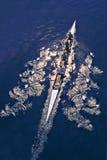 κωπηλασία Στοκ εικόνα με δικαίωμα ελεύθερης χρήσης