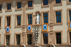 Κωδωνοστοιχία σε Gotha Στοκ φωτογραφία με δικαίωμα ελεύθερης χρήσης