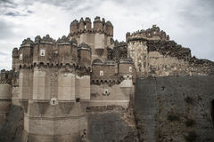 Κόκα Castle Στοκ Φωτογραφίες