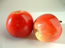 Κόκκινα μήλα Στοκ φωτογραφία με δικαίωμα ελεύθερης χρήσης