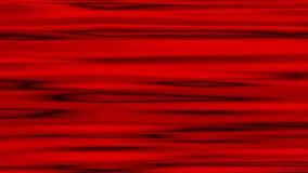 Κόκκινα ρέοντας κύματα απόθεμα βίντεο