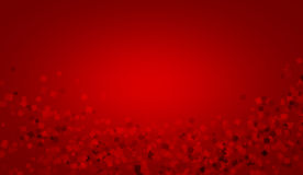 κόκκινα τετράγωνα Στοκ εικόνες με δικαίωμα ελεύθερης χρήσης