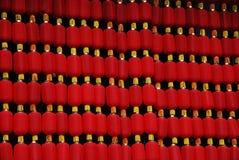 Κόκκινα φανάρια Στοκ Εικόνες