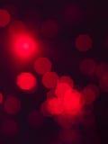 Κόκκινα χρωματισμένα difuse φω'τα Abststract Στοκ φωτογραφία με δικαίωμα ελεύθερης χρήσης