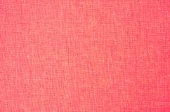 Κόκκινα canavas Στοκ εικόνα με δικαίωμα ελεύθερης χρήσης