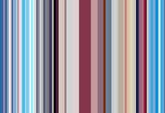 Κόκκινες γκρίζες καφετιές γραμμές και αντιθέσεις στα σκούρο μπλε χρυσά χρώματα Στοκ Εικόνα