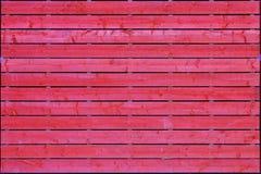 Κόκκινες ξύλινες σανίδες στοκ εικόνες με δικαίωμα ελεύθερης χρήσης