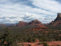 Κόκκινη έρημος ΙΙ στοκ εικόνες με δικαίωμα ελεύθερης χρήσης