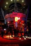 Κόκκινη λέσχη καρύδων, Ορλάντο, Φλώριδα Στοκ φωτογραφίες με δικαίωμα ελεύθερης χρήσης