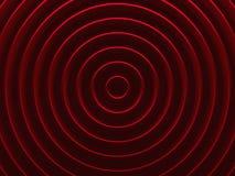 Κόκκινη δίνη γοητείας αφηρημένο πρότυπο Στοκ Εικόνα
