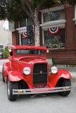 Κόκκινη εκλεκτής ποιότητας ράβδος αρουραίων της Ford καυτή Στοκ Εικόνες