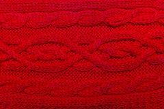Κόκκινη διακόσμηση Στοκ φωτογραφίες με δικαίωμα ελεύθερης χρήσης